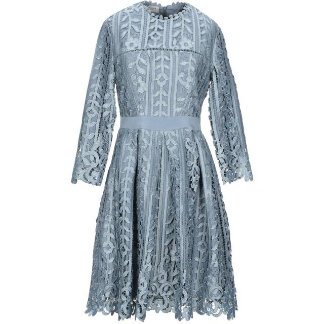 《セール開催中》BY MALINA レディース ミニワンピース&ドレス パステルブルー XS ポリエステル 100%