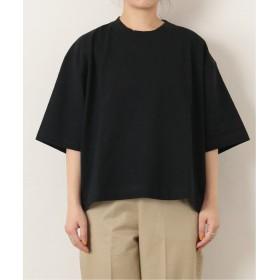 【30%OFF】 ジャーナルスタンダード MW CrewT short:Tシャツ レディース ブラック XL 【JOURNAL STANDARD】 【セール開催中】