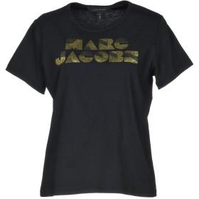 《セール開催中》MARC JACOBS レディース T シャツ ブラック S コットン 100%