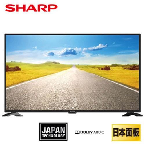 【SHARP夏普】40吋FHD智慧連網液晶顯示器 LC-40SF466T 商品特色 *日本堺十代面板 *超薄邊框工業風工藝技術 *Master Engine:抑制/減少雜訊,使畫面更細緻 *3組HDM