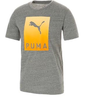 【プーマ公式通販】 プーマ ゴルフ トロピックス ティー メンズ Medium Gray Heather |PUMA.com