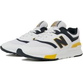 (NB公式)【ログイン購入で最大8%ポイント還元】 ユニセックス CM997H DL (ホワイト) スニーカー シューズ 靴 ニューバランス newbalance