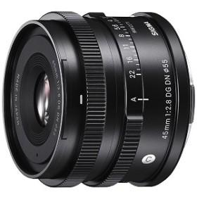 シグマ カメラレンズ 45mm F2.8 DG DN Contemporary「ライカLマウント」 [ライカL /単焦点レンズ] 45mmF2.8DGDN(C)(L