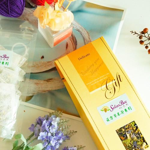 《明鏡菩提-凝神定志茶》散茶50g 複方花果茶 順氣調息 解膩助消化 促進新陳代謝