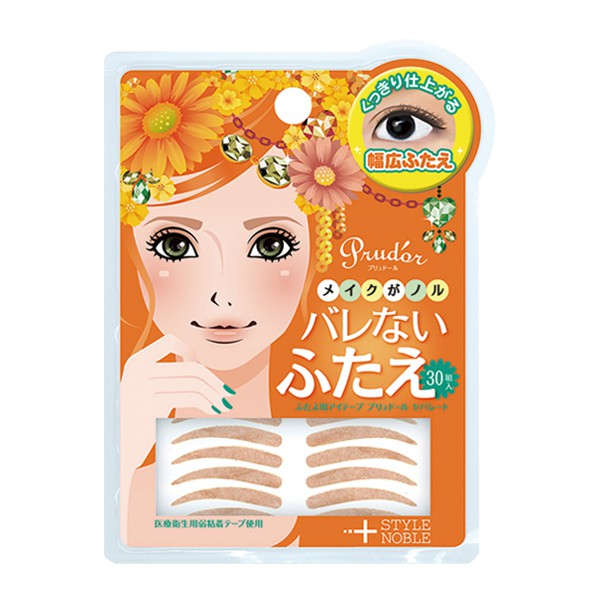 NOBLE開眼頭雙眼皮貼/30對NEW 【康是美】