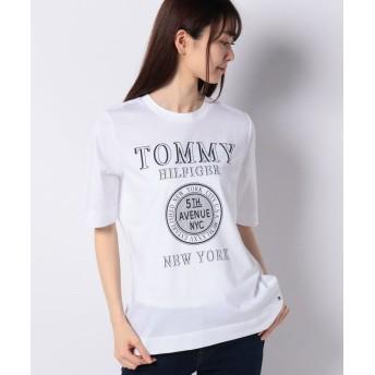 TOMMY HILFIGER トミーヒルフィガー New YorkロゴTシャツ