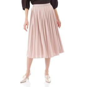 NATURAL BEAUTY コットンライクジャージースカート