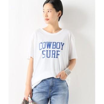 JOURNAL STANDARD L'ESSAGE 【RXMANCE /ロマンス】COWBOY SURF TEE:Tシャツ ホワイト M