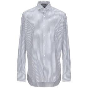 《セール開催中》LORO PIANA メンズ シャツ ホワイト L コットン 100%