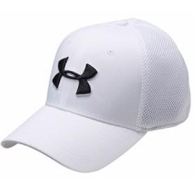 UNDER ARMOUR(アンダーアーマー) 1305017 メンズ ゴルフキャップ スレッドボーン クラシックメッシュキャップ 帽子