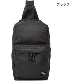 カバンのセレクション 吉田カバン ポーター フォース ボディバッグ ワンショルダーバッグ メンズ レディース ミリタリー B5 PORTER 855 05459 ユニセックス ブラック フリー 【Bag & Luggage SELECTION】