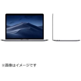 MacBookPro 13インチ Touch Bar搭載モデル[2019年/SSD 128GB/メモリ 8GB/1.4GHzクアッドコアIntel Core i5]スペースグレイ MUHN2J/A