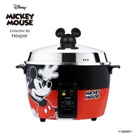 迪士尼米奇系列 11人份 304不鏽鋼電鍋 DRC-10