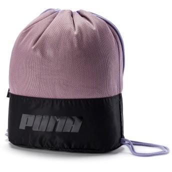 【プーマ公式通販】 プーマ トレーニング ウィメンズ AT ジムサック (10L) ウィメンズ Elderberry-Puma black |PUMA.com