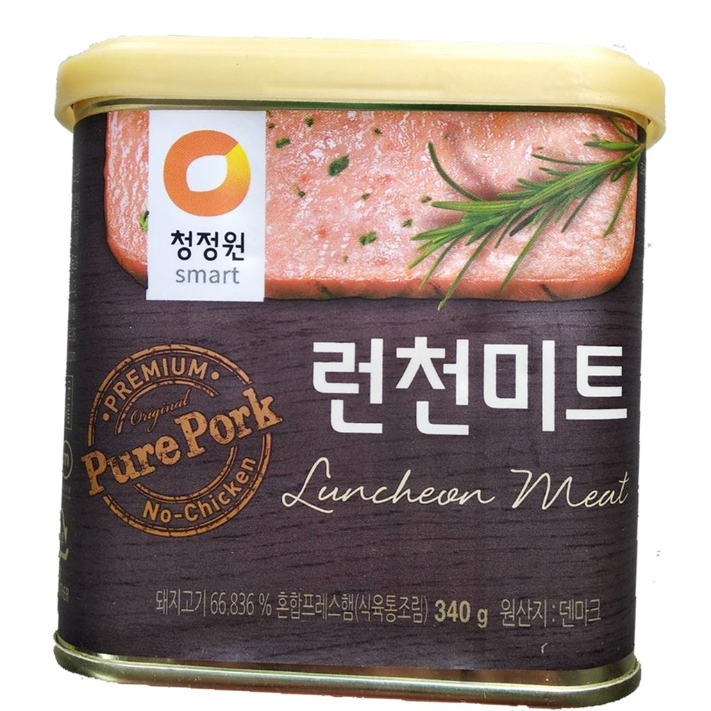 韓國午餐肉 午餐肉 大象牌 大象