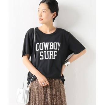 JOURNAL STANDARD L'ESSAGE 【RXMANCE /ロマンス】COWBOY SURF TEE:Tシャツ ブラック M