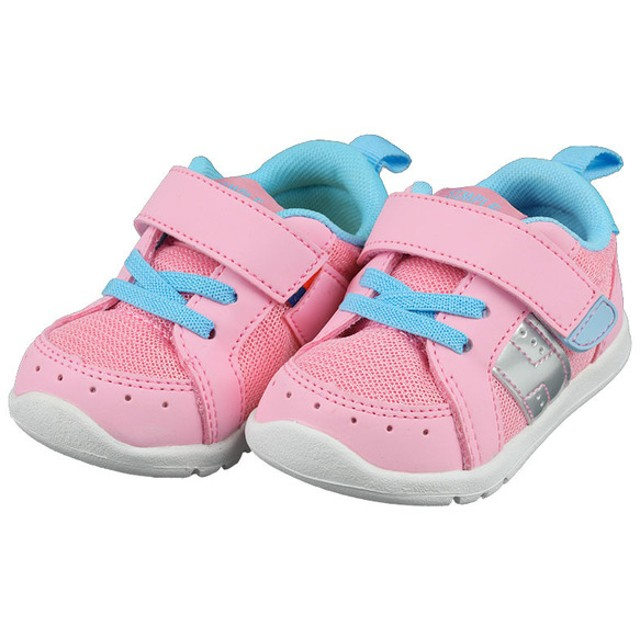 [12.5~14.5cm]シンプルフリー 履きやすいシューズ ピンク シューズ・ファッション小物 ベビーシューズ(~14.5cm) (73)