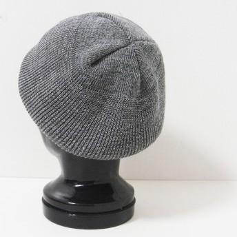 ベレー帽 - SHES COMPANY 春スタイル ニットで仕立てた ゴムリブ サマーニットベレー帽