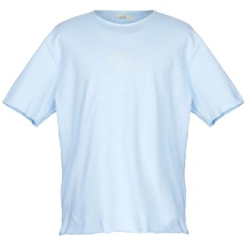 《期間限定 セール開催中》HAIKURE メンズ スウェットシャツ スカイブルー L コットン 100%