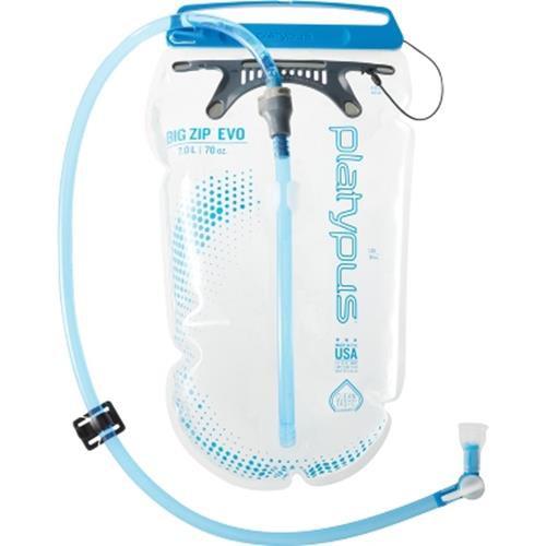 Platypus 鴨嘴獸 水袋/運動水袋 Big Zip EVO 大開口吸管水袋 2L 10858