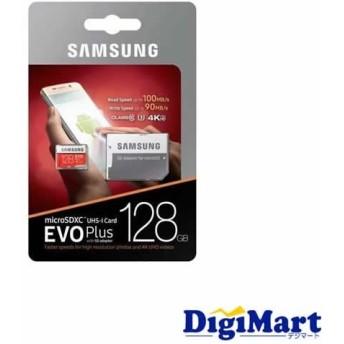 Samsung microSDXC カード 128GB EVO+ Class10 UHS-I U3対応 MB-MC128GA【海外向パッケージ品】【送料別】