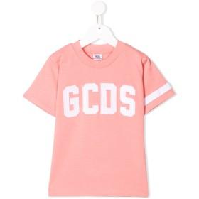 Gcds Kids ロゴ Tシャツ - ピンク