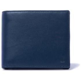 LANVIN COLLECTION ENBOSS(エンボス)小銭入付き折り財布