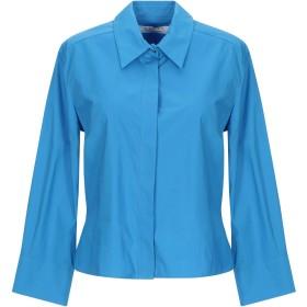 《期間限定 セール開催中》MARNI レディース シャツ アジュールブルー 36 コットン 100%