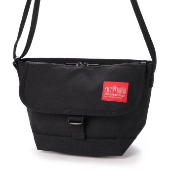 マンハッタンポーテージ Manhattan Portage Buckle NY Casual Messenger Bag (Black)
