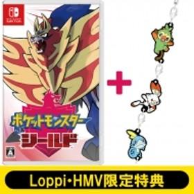 Game Soft (Nintendo Switch)/ポケットモンスター シールド