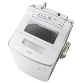 全自動洗濯機(洗濯8.0kg)クリスタルホワイト★大型商品配送対象 NA-JFA805-W