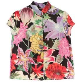 KEITA MARUYAMA / Blooming Flowers チャイナブラウス