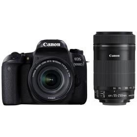 CANON EOS 9000D ダブルズームキット [デジタル一眼レフカメラ] デジタル一眼カメラ