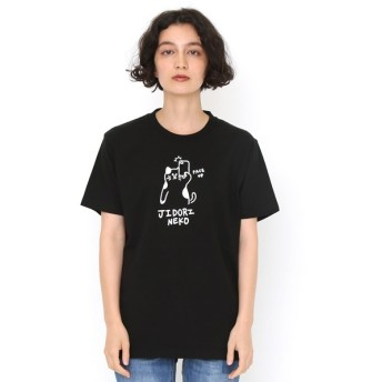 [マルイ] 【ユニセックス】ベーシックTシャツ/ジドリネコ/グラニフ(graniph)