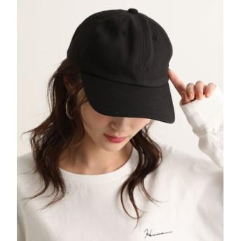 ビス/【Lee】ViS別注 ツイルロゴキャップ/ブラック/M