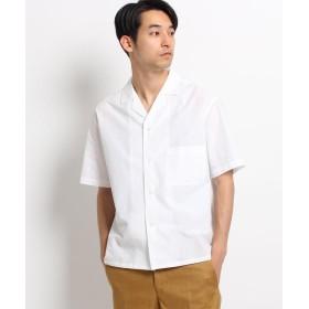 DRESSTERIOR(Men)(ドレステリア(メンズ)) 【洗える】オープンカラーシャツ