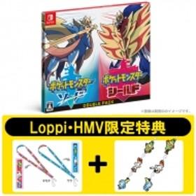 Game Soft (Nintendo Switch)/ポケットモンスター ダブルパック