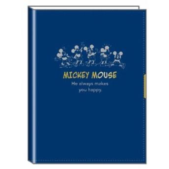 Disney 2020 年 手帳 B6 1日1ページ スケジュール帳 デイリー ブルー 合皮カバー ディズニー 12月始まり メール便可