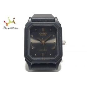カシオ CASIO 腕時計 LQ-142 レディース ラバーベルト 黒 新着 20190710
