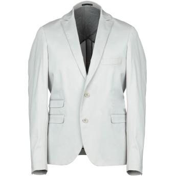 《セール開催中》HAMAKI-HO メンズ テーラードジャケット ライトグレー 50 コットン 97% / ポリウレタン 3%