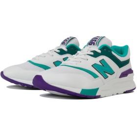 (NB公式)【ログイン購入で最大8%ポイント還元】 ユニセックス CM997H DO (ホワイト) スニーカー シューズ 靴 ニューバランス newbalance