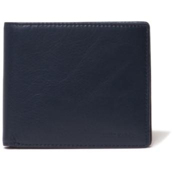 mila schon CALF LEATHER カード付二つ折り財布