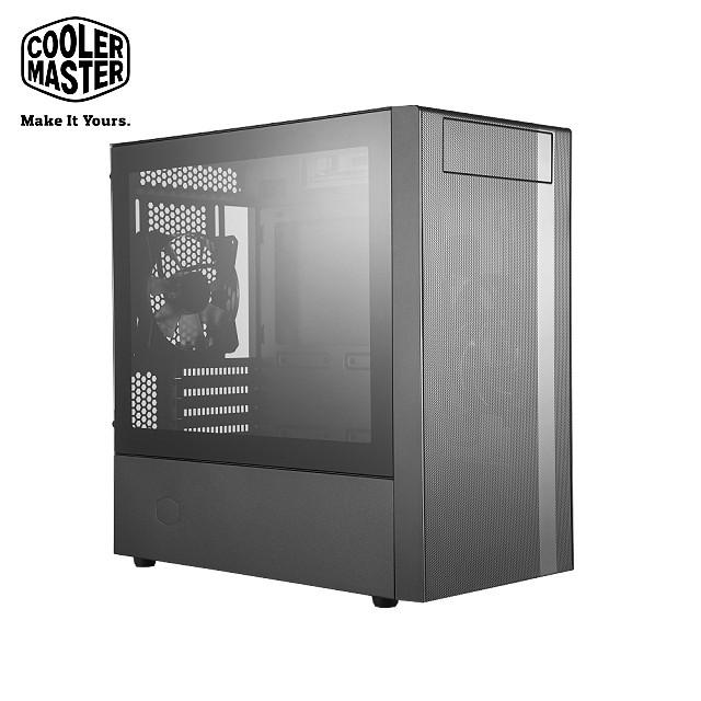 Cooler Master 酷碼 MasterBox NR400 機殼 (可裝光碟機)