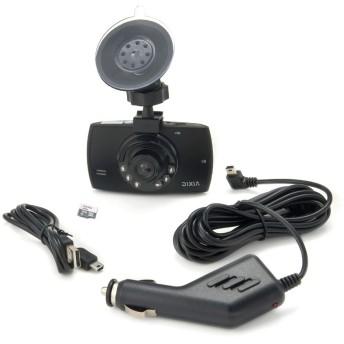 車載カメラで安心 取付簡単ドライブレコーダー