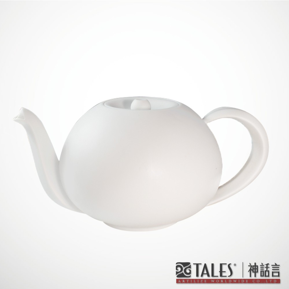 菊影-西式茶壺-風雅食具-禮品 TALES神話言官方旗艦店