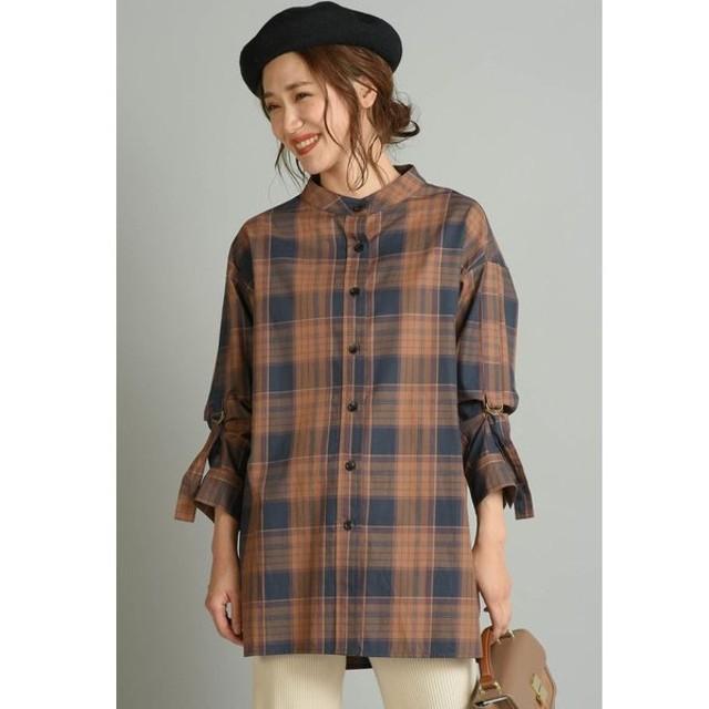 MAYSON GREY / チェックロングシャツ