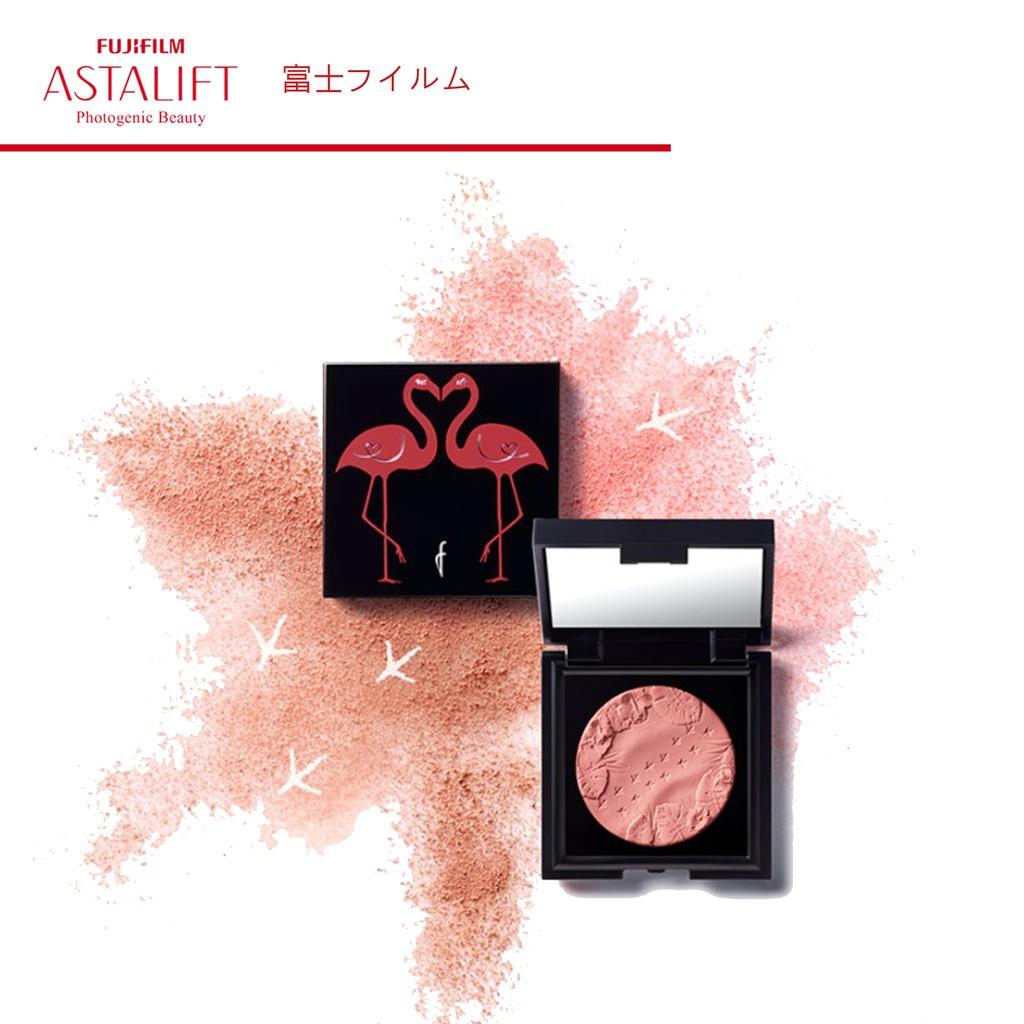 日本富士 ASTALIFT 彩妝品牌 flarosso 腮紅 4g 全5色