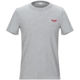 《期間限定 セール開催中》STELLA McCARTNEY メンズ T シャツ ライトグレー S 100% コットン ポリエステル