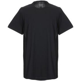 《期間限定 セール開催中》RICK OWENS メンズ T シャツ ブラック XS コットン 100%
