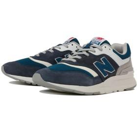 (NB公式)【ログイン購入で最大8%ポイント還元】 ユニセックス CM997H DQ (ブルー) スニーカー シューズ 靴 ニューバランス newbalance